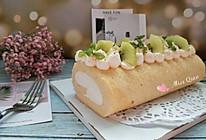 奶油奶酪蛋糕卷#我的拿手好菜#的做法
