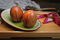 百吃不厌的#茶香卤蛋#的做法