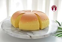 #一道菜表白豆果美食#电饭煲版戚风蛋糕的做法