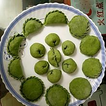 菠菜面饺子麦穗盒子