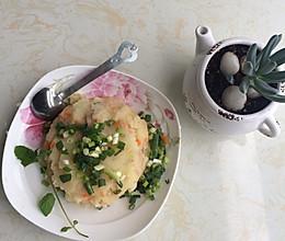 秋恋---虾饺土豆泥的做法