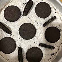 奥利奥酸奶慕斯蛋糕