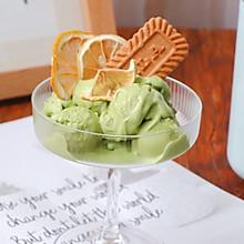 #豆果10周年生日快乐#抹茶冰淇淋