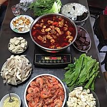 麻辣火锅鸡(沧州特色火锅)
