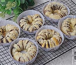 自制好吃易做的豆沙面包的做法