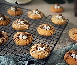 自制万圣节蜘蛛饼干的做法