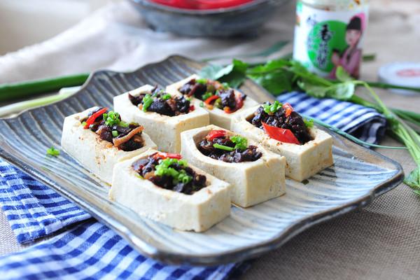 装大厨系列:一看就会的七品豆腐的做法
