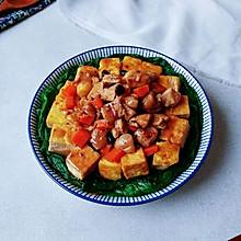 豆腐红油豆腐鸡