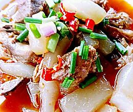 李孃孃爱厨房之一一魔芋烧鸭子(啤酒鸭)的做法