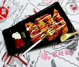 抗癌素食炸平菇-蜜桃爱营养师私厨-吃起来像极了香酥鸡柳的做法