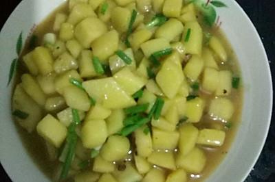 自制鸡汁土豆