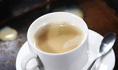 香草奶茶的做法