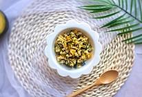夏日轻食:蜂蜜藜麦拌贝贝南瓜的做法