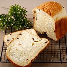 面包机做面包的方法(葡萄干吐司)