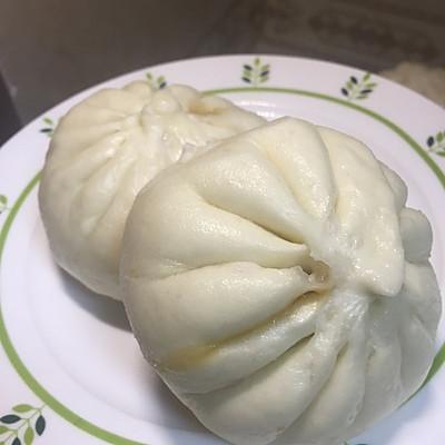 包子(香菇猪肉包)
