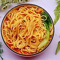 #童年不同樣,美食有花樣#超好吃的番茄雞蛋米粉的做法圖解16