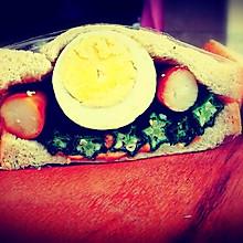 全蛋三明治
