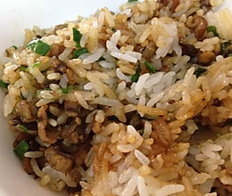 台山黄鳝饭的做法