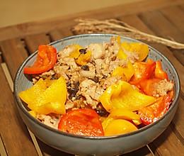 家常豆豉炒肉片的做法