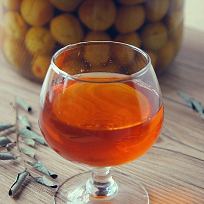 青梅酒(酸梅酒)