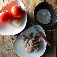 鲜虾番茄疙瘩汤的做法图解1