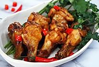 小羽私厨之芝麻酱烤鸡翅的做法