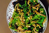 青椒木耳肉丝的做法