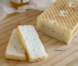 无麸纯米粉面包的做法