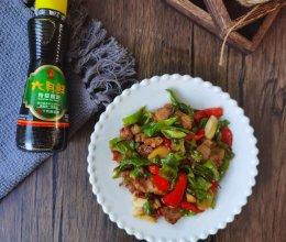 #名厨汁味,圆中秋美味#辣椒炒肉