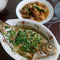 清蒸鳊鱼的做法图解3