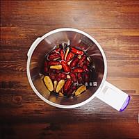 红枣红豆花生米糊的做法图解5