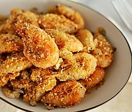 咸香酥脆,你的避风塘炒虾的做法