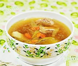 霸王花猪骨汤的做法