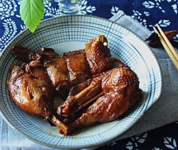 五香酱油鸭:香酥入味的鸭子的做法