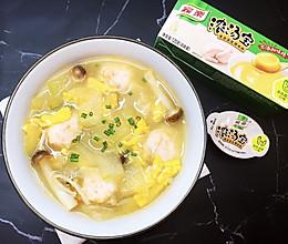 虾滑冬瓜汤的做法