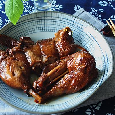 五香酱油鸭:香酥入味的鸭子