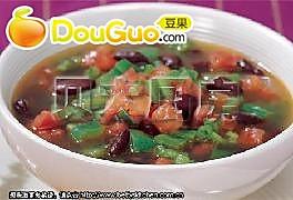番茄芸豆汤的做法