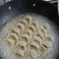 煎饺的制作过程(详细的教你和面,和馅))的做法图解5
