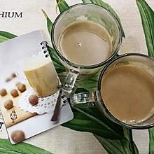 桂圆红枣奶茶(破壁机版)