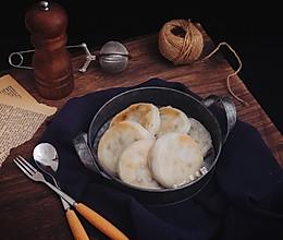 蜜豆糯米饼的做法