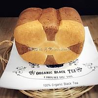 我愿化作一只喵,卧在面包上——学做懒猫吐司大赛的做法图解16