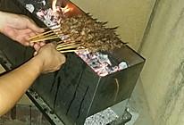 羊肉串、牛肉串的做法