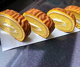 虎皮蛋糕卷(小5卷)的做法