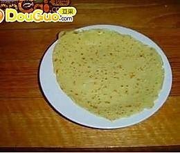 最简单的薄饼做法的做法