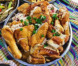 秘制豉油鸡的做法