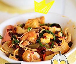 东北辽宁小吃(麻辣拌)东北筒子必吃的特色小吃 附调料秘制配方的做法