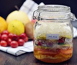 美容养颜的水果酵素的做法
