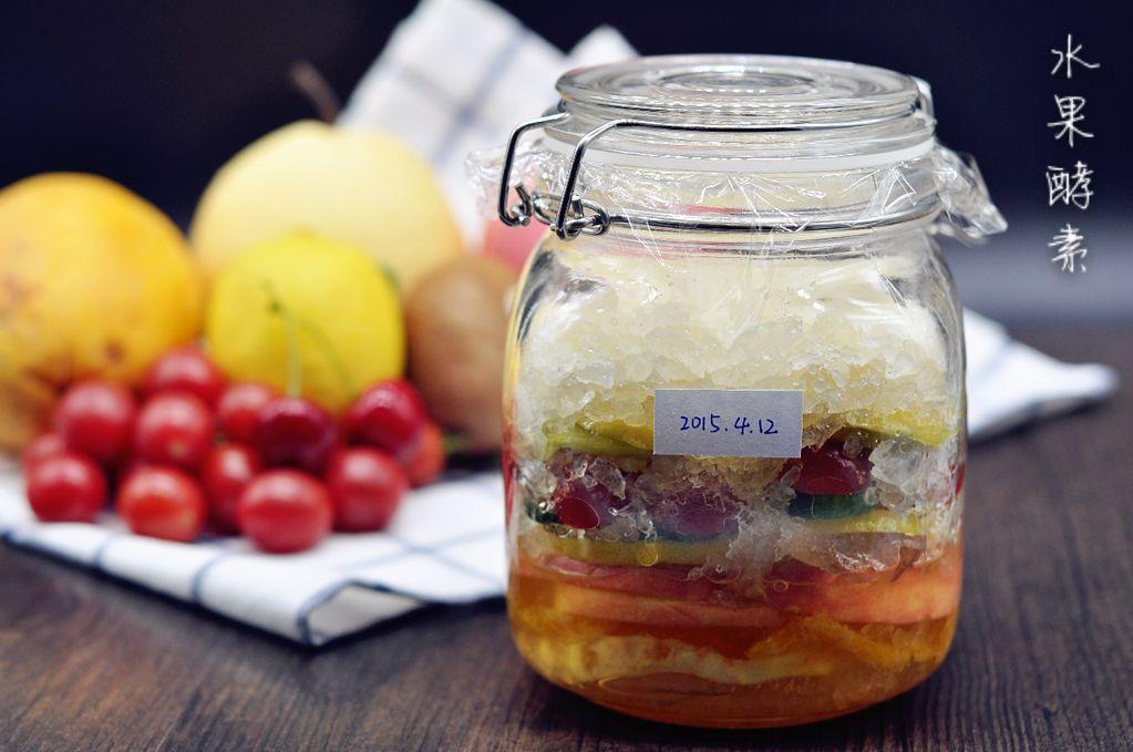橘柠檬_水果酵素怎么做_水果酵素的做法_小鱼尾_豆果美食
