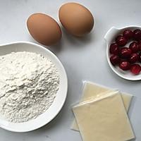 蔓越莓蛋饼的做法图解1