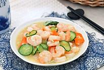#新春美味菜肴#清炒虾仁的做法